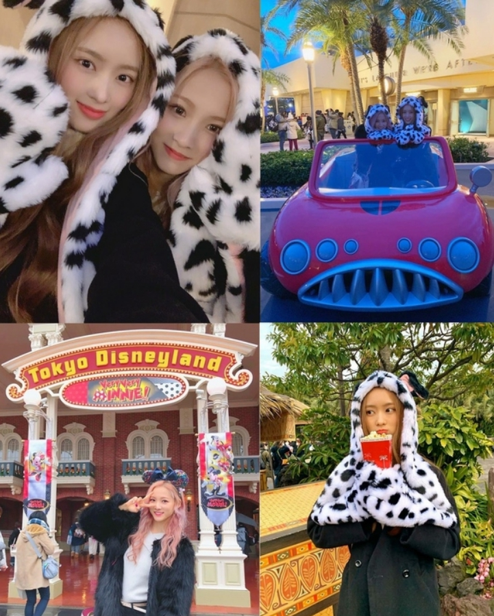 2 - Cherry Bullet At Tokyo Disneyland