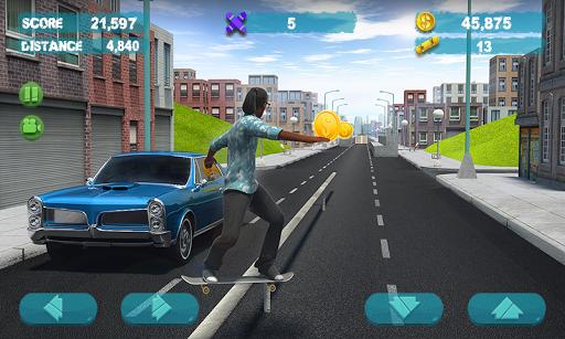 Street Skater 3D: 2 1.3 screenshots 2