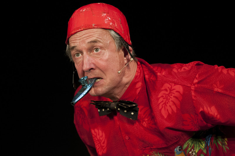Rosso teatrale di Libero