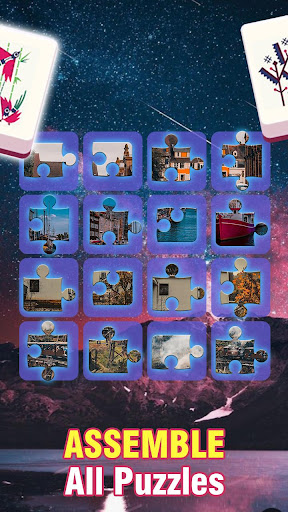 Mahjong Tours: Free Puzzle Matching Game - screenshot
