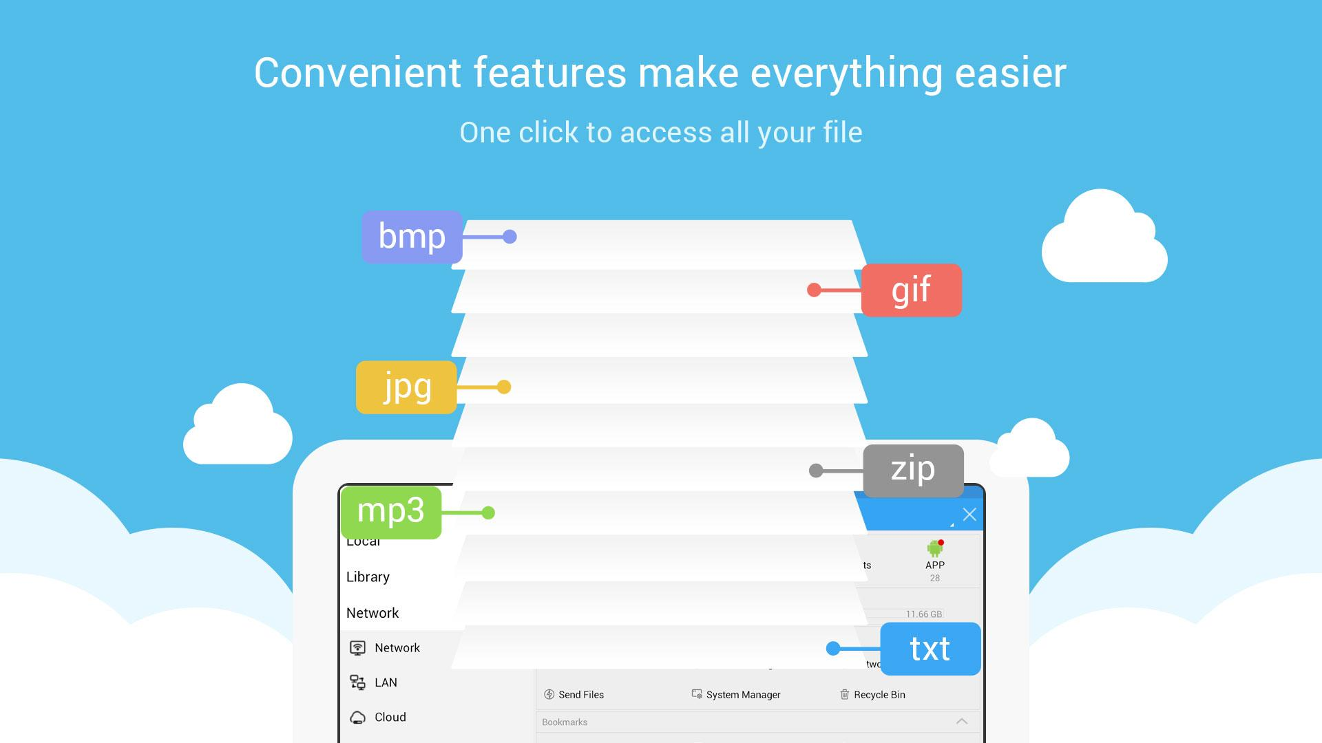 ES File Explorer File Manager screenshot #9