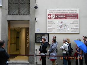 Photo: The entrance