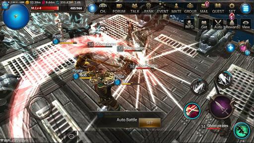 Pirates : BattleOcean 1.01 Cheat screenshots 4