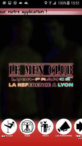 android LE MEN CLUB Screenshot 3
