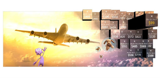 Hidden Flights Aplicaciones (apk) descarga gratuita para Android/PC/Windows screenshot