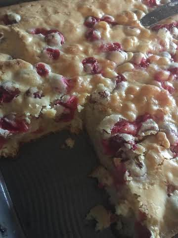 Brothers' Cranberry Bars