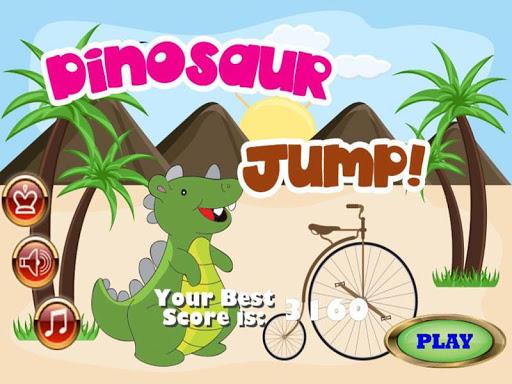 Dinosaur Baby Jump Games