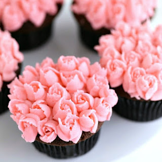 Pink Raspberry Frosting