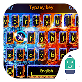 Ice & Fire Emoji Keyboard Android APK Download Free By Best Keyboard Theme Design