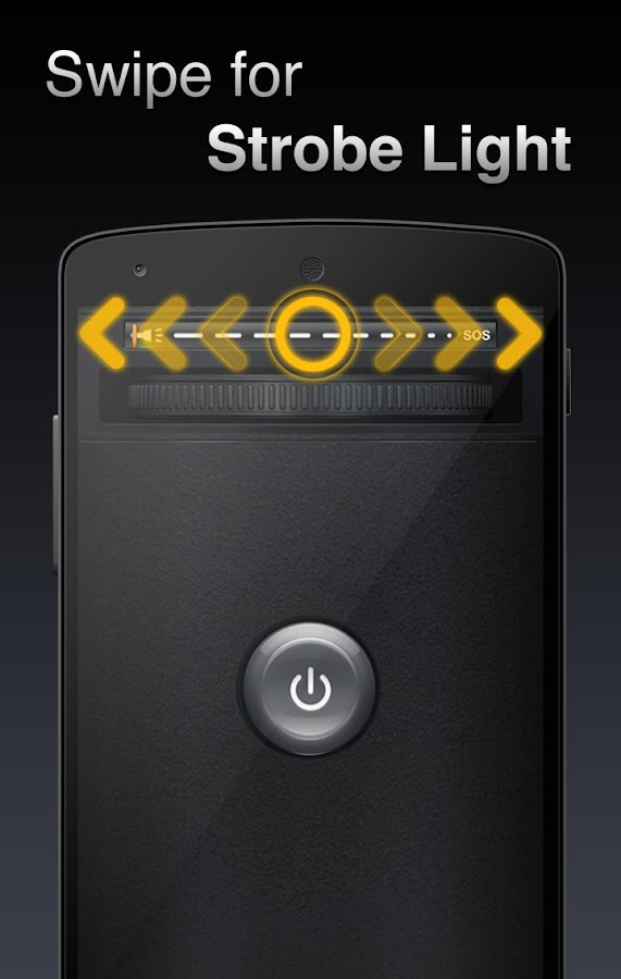 Flashlight: LED Torch Light- screenshot
