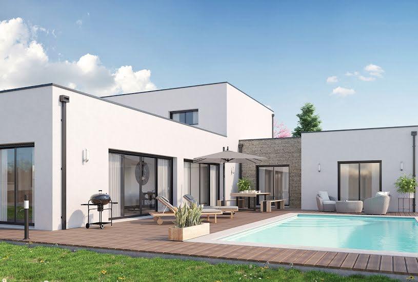 Vente Terrain + Maison - Terrain : 1600m² - Maison : 240m² à Changé (72560)