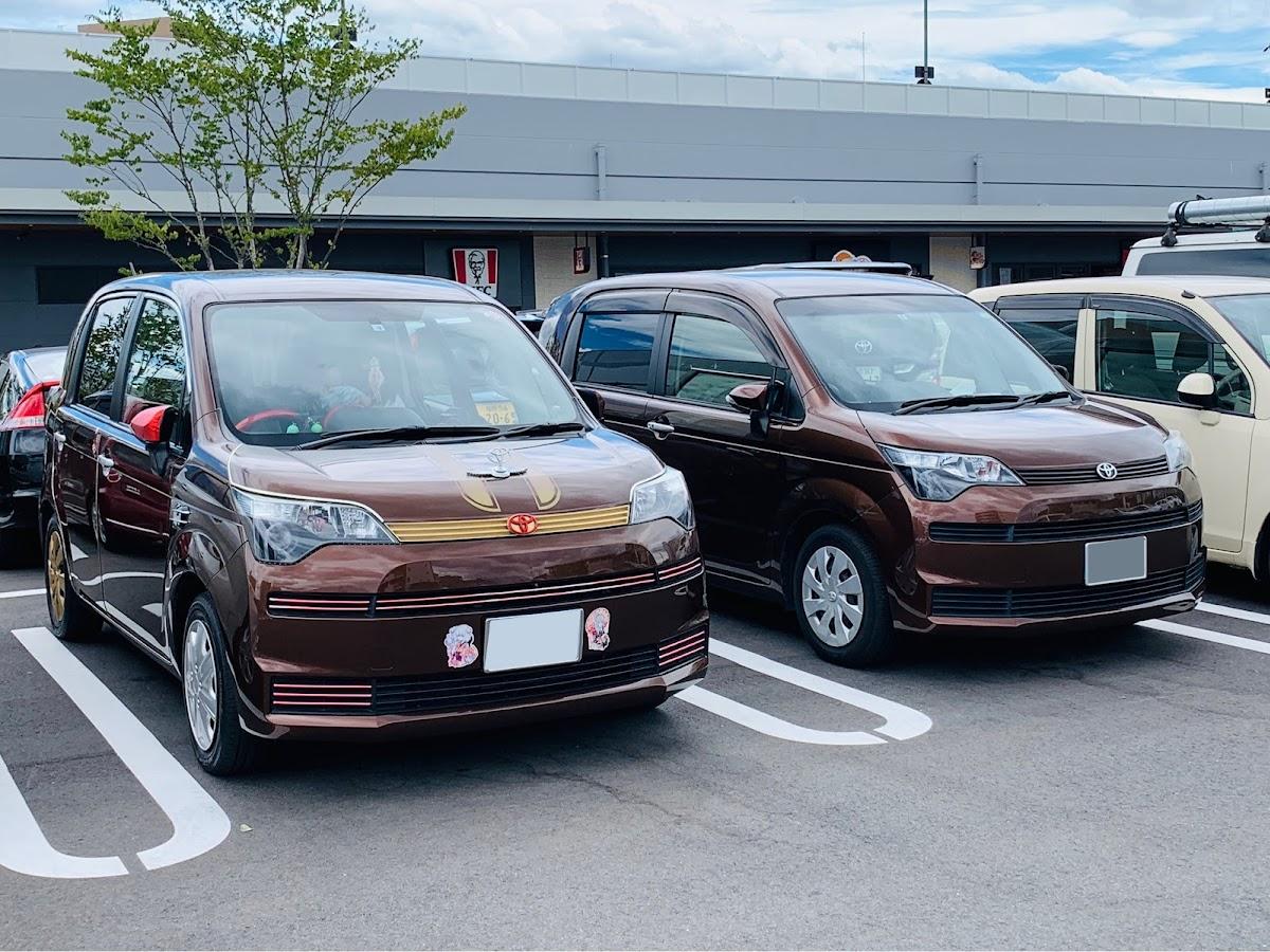 カスタム トヨタ スペイド