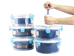 Printdry Filament Storage Vacuum Sealed - Package of 5
