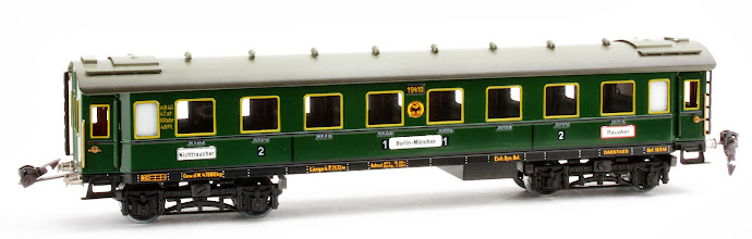 Photo: DR 1st - 2nd Passenger Coach no. 19410