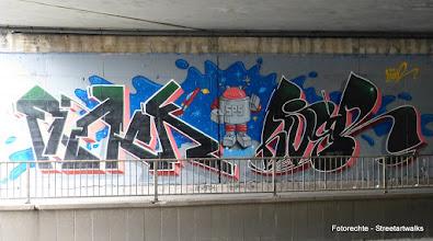 Photo: Hafendampf 2015; FNACK x RIVER SPS