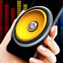 Bass Booster subwoofer test speakers simulator icon