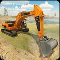 Heavy Excavator Simulator PRO icon