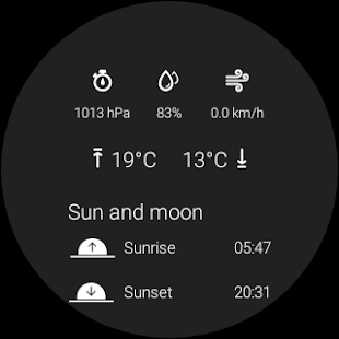 Libero Meteo - Live weather- screenshot thumbnail