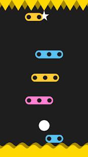 Cave Jump – Rushing Balls 4