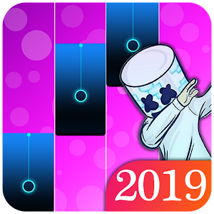 Marshmello : Piano Tiles DJ For PC / Windows 7/8/10 / Mac – Free