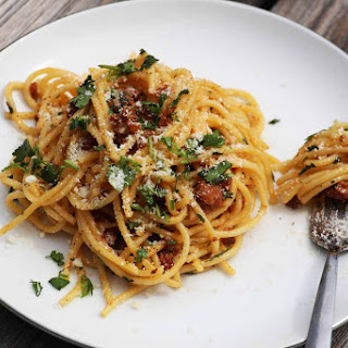 Mexican Chorizo Pasta Recipes.