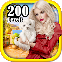 Hidden Object Games free 200 Levels : Secret Love icon