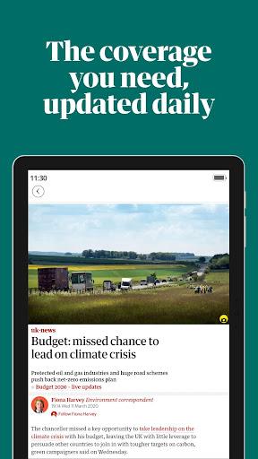 Guardian Daily screenshot 10