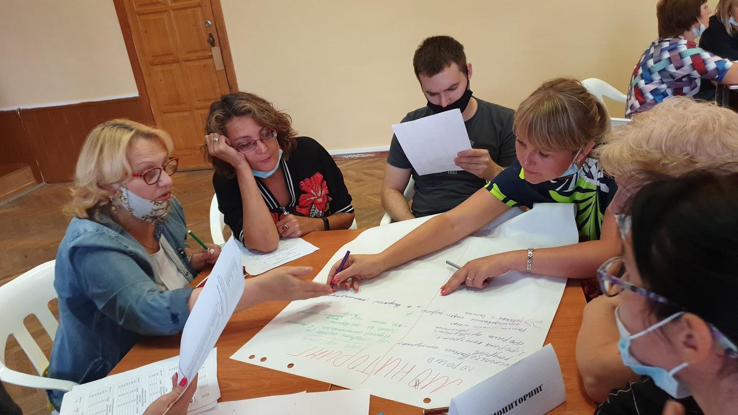 Первый августовский педагогический совет