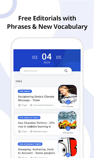 #1 Vocab App: Editorial, Quiz, Grammar, Dictionary 9.2.4 screenshots 1
