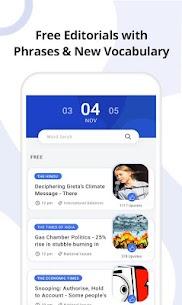 Vocab App: Editorial, Quiz, Grammar, Dictionary MOD (Premium) 1