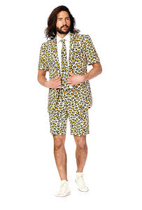 Opposuit, Mr Jaguar med shorts