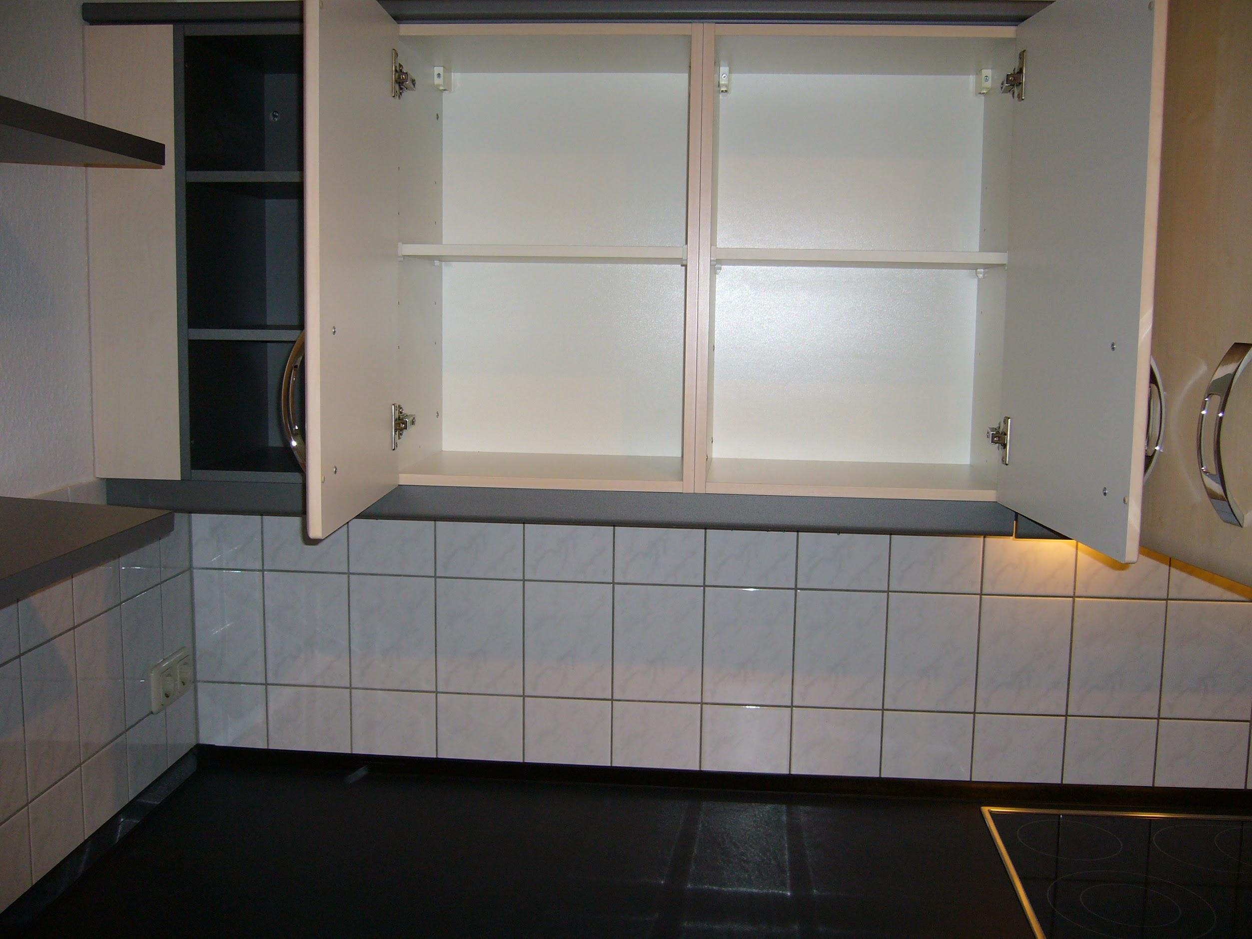 komplette k che von nobilia inkl elektro ger te ahorn. Black Bedroom Furniture Sets. Home Design Ideas