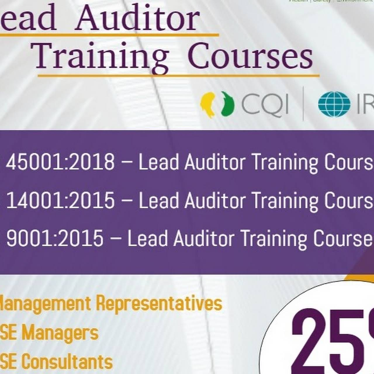 ISO 45001 LEAD AUDITOR TRAINING IN INDIA - Aim Vision Safety