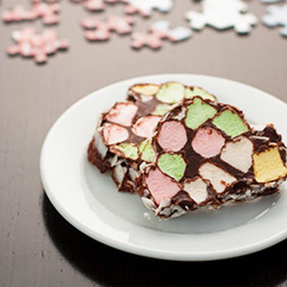 Jigsaw Puzzles and Church Window Candies