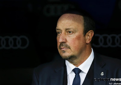 L'hommage des supporters de Valencia à Rafa Benitez