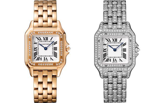 the latest 0df03 223ce カルティエの時計14選|人気のレディース高級時計まとめ | TRILL ...