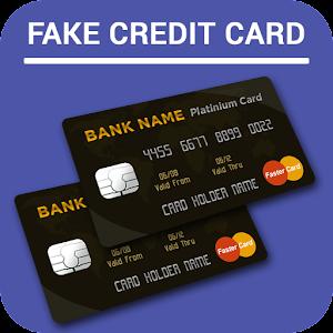 fake credit card maker
