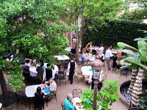Houstons 6 Best Restaurant Patios for Fall Zagat