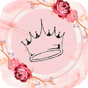 Princess Wallpaper icon