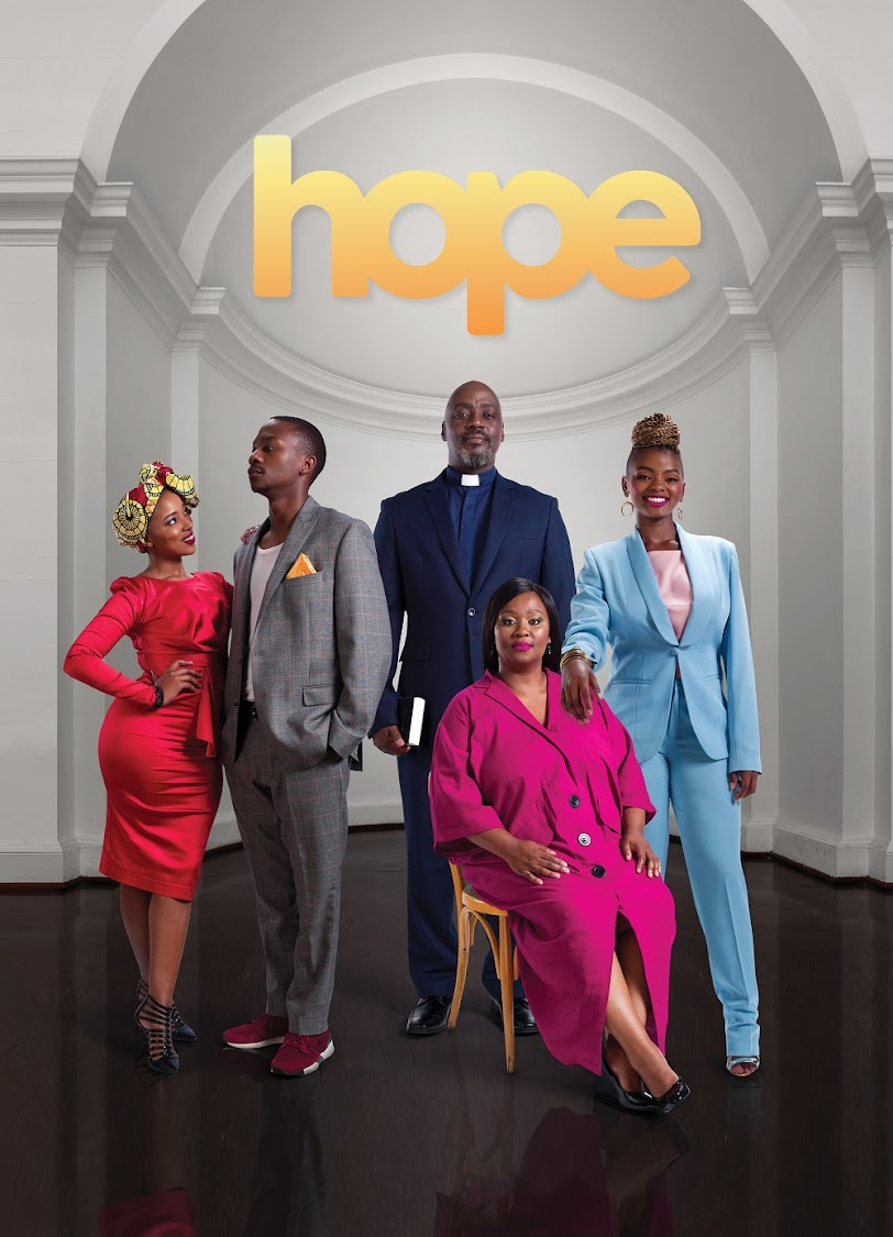 The cast of Hope.