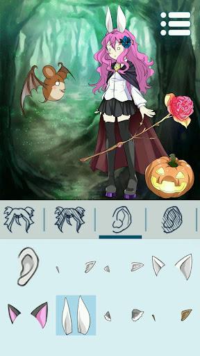 Avatar Maker: Witches screenshot 2