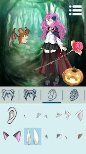 Avatar Maker: Witches - náhled