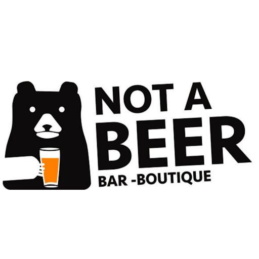 Logo not a beer