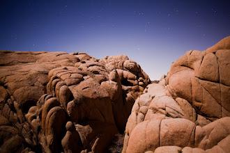 Photo: Jumbo Rocks - Joshua Tree National Park, CA