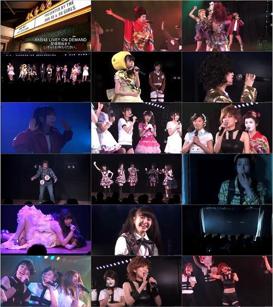 (LIVE)(公演) AKB48 高橋みなみプロデュース公演 「カオス公演」 150225