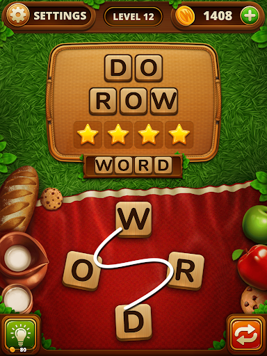 (APK) تحميل لالروبوت / PC Word Snack - Your Picnic with Words ألعاب screenshot