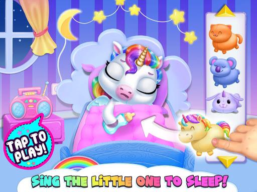 My Baby Unicorn - Cute Rainbow Pet Care & Dress Up 1.0.33 screenshots 18