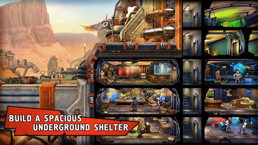 Shelter War: Last City in apocalypse 1.1431.12.3 screenshots 9