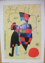 Photo: Mario 5ºC -Collage Miró-