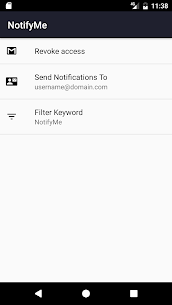 NotifyMe Apk Download For Android 2